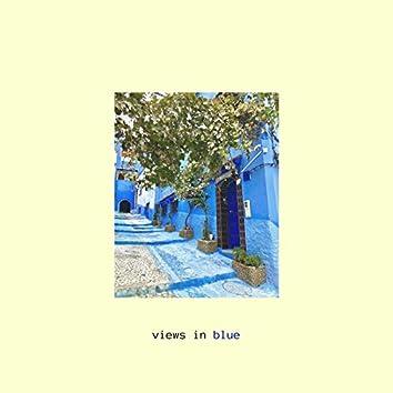 Views in Blue
