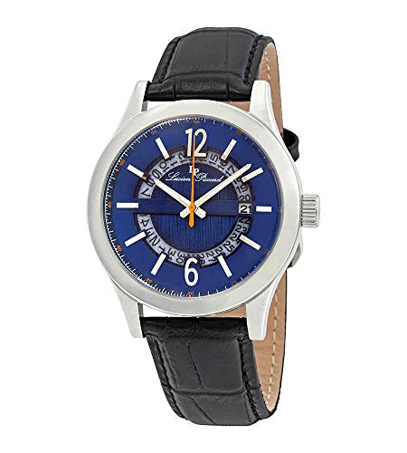 Lucien Piccard Oxford Blue Dial Men's Watch LP-40020-03