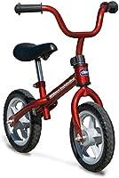 Chicco First Bike - Bicicleta sin Pedales, para niños de 3 a 5 años, con sillin Regulable, 25 kg