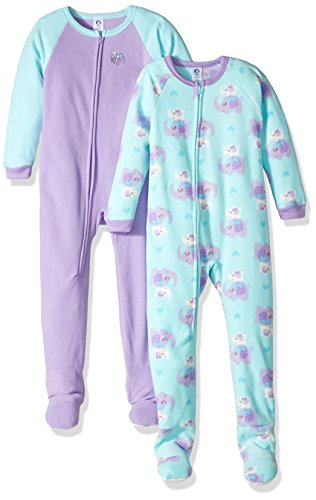 Baby Girls' Blanket Sleepers
