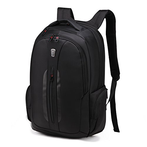 Tigernu Business Anti-Theft Travel Laptop Waterproof Backpack School Bag fits for 15.6 inch Laptop and Computer TGN-3097 (Black)