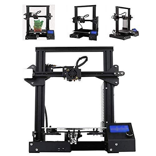 Y & Z Stampante 3D Base per Stampante 3D Industriale di Grandi Dimensioni FDM Touch Screen, Stampante in Resina 180Mm / S con velocità di Stampa Continua Dopo Un'interruzione di Corrente