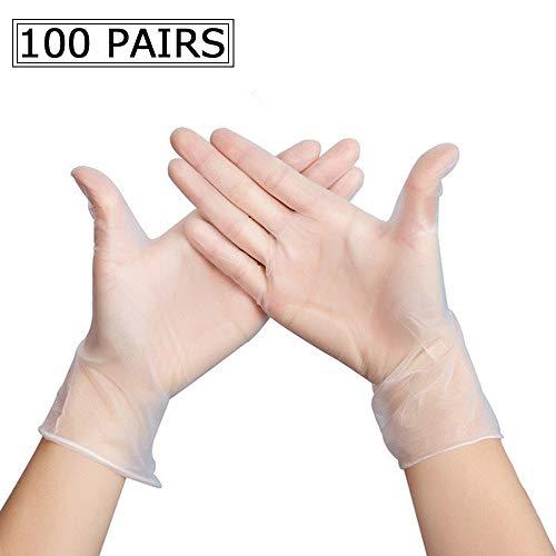 food service vinyl gloves - 5
