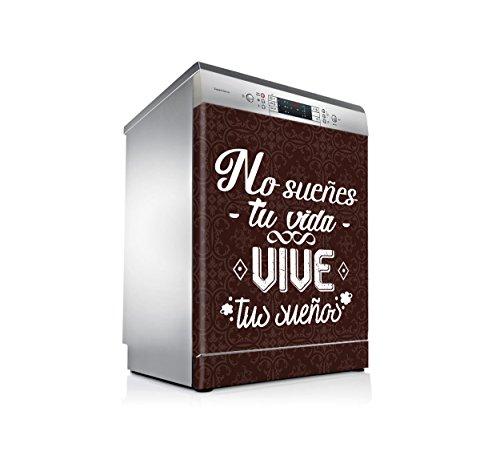 setecientosgramos Vinilo Lavavajillas | Stickers Dishwasher | Pegatina Lavavajillas | No Sueñes