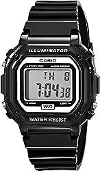 professional Casio Kids F-108WHC-1ACF Classic Digital Display Quartz Black Watch