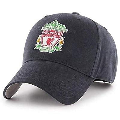 Liverpool FC Adult Navy Baseball Cap