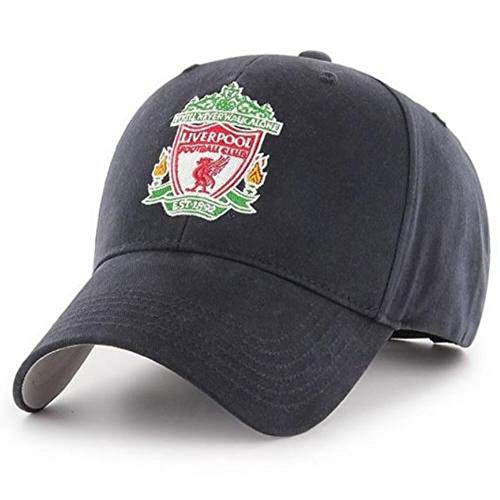 Liverpool FC Cap Navy [UK-Import]