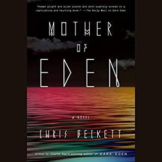 Mother of Eden audiobook cover art