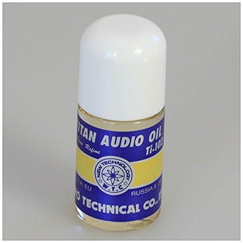 和光テクニカル チタンオーディオオイル 30ml TI102(30)