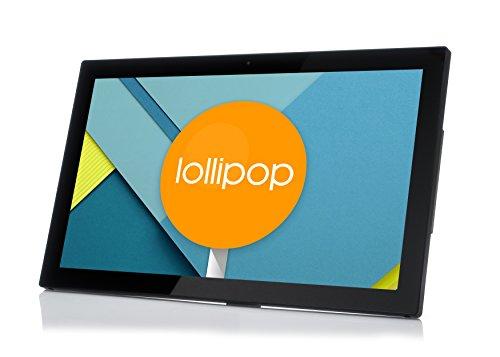 Xoro MegaPAD 2403 60 cm (24 Zoll) Tablet-PC (QuadCore Prozessor, 1GB RAM, 16GB Flashspeicher, Android 5.1, ohne Akku) schwarz