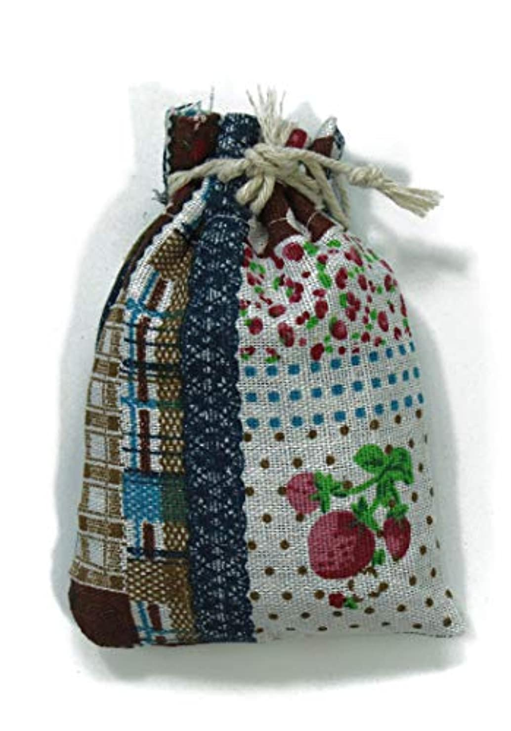 ALL in ONE Burlaps Drawstring Bags for Jewelry Wedding Gift Christmas DIY Craft (Strawberry 4x5.5 inch 25pcs)