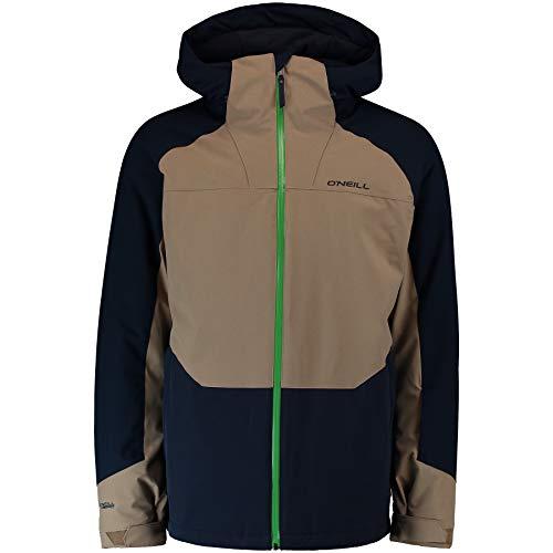 O'Neill Herren 8P0026 Jacket, Braun (Marl Brown), XXL Jacken