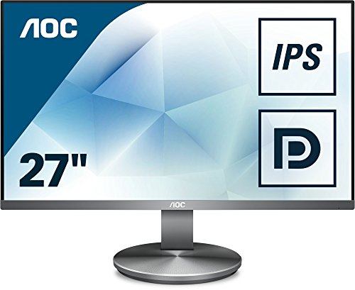 AOC I2790VQ/BT 27' Widescreen IPS LED Gunmetal Multimedia...