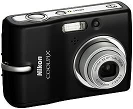 Nikon Coolpix L11 6MP Digital Camera with 3X Optical Zoom (Black)
