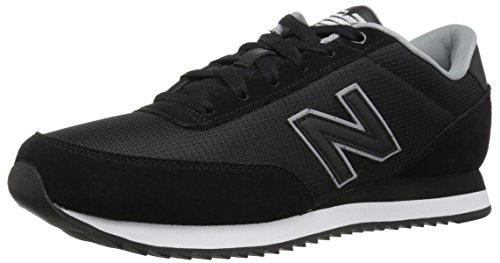 New Balance Men's 501 V1 Sneaker, Black/Silver Mink, 10 M US