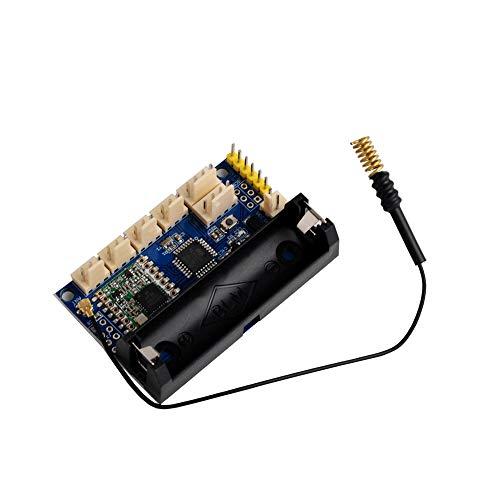 Stemedu LoRa Radio Nodo V1.0 868MHz RFM95 SX1276 para Arduino ATmega328P 3.7-12V uFL antena