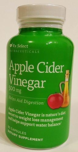 Apple Cider Vinegar 500mg