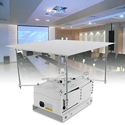 Savada Beamer Deckenlift, 220V 100CM Projector Lift Deckenhalterung Motorisiertes für Cinema Church Hall School