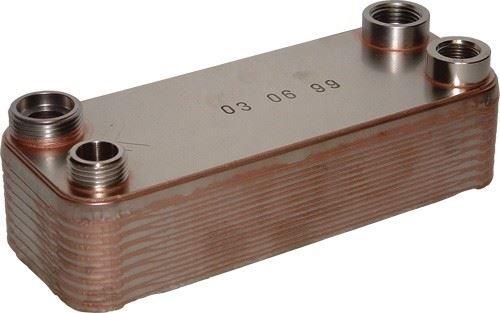 Vokera Excell 7141 - Intercambiador de calor