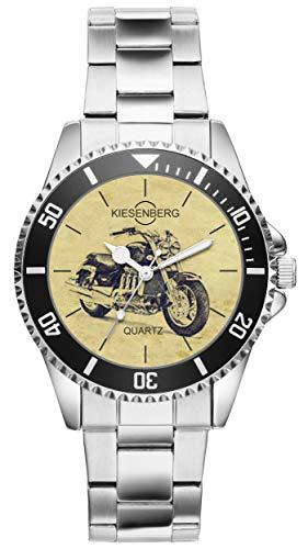 Geschenk für Triumph Rocket Motorrad Fahrer Fans Kiesenberg Uhr 20445