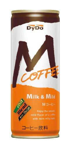 ダイドードリンコ ブレンド Mコーヒー 250X30