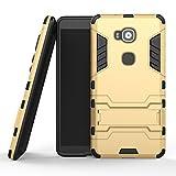 SCIMIN Huawei G7 Plus Case, Huawei G7 Plus Hybrid Case,