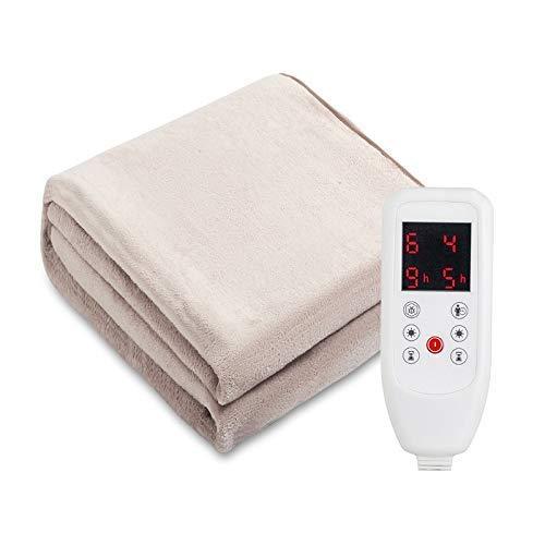Manta de calentamiento cordonal promediada, manta eléctrica con apagado automático, manta de...