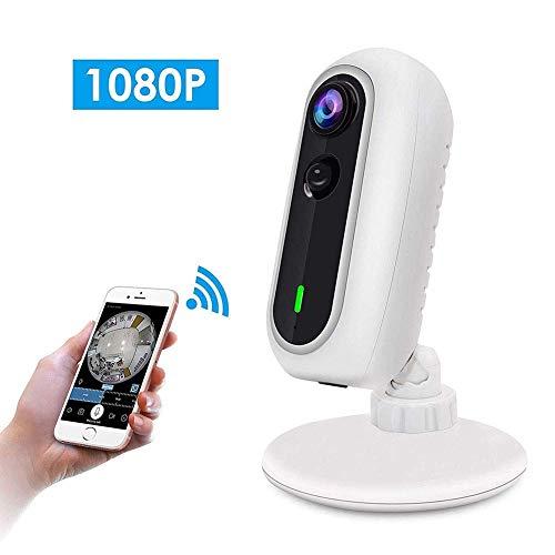 HYLH 1080P Baby Monitor WLAN Kamera Uuml;berwachungskamera Ton/Bewegungserkennung mit Nachtsicht 2-Wege Audio verfuuml;gbar Monitor Baby/Auml;ltere/Haustiere,Modell MO3