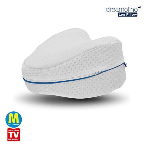 Mediashop Dreamolino Leg Pillow – ergonomisches Seitenschläferkissen...