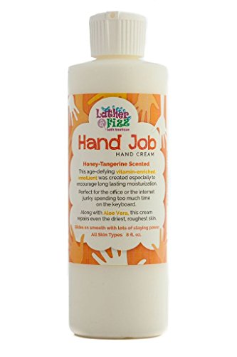 Hand Job Hand Lotion by Lather &…