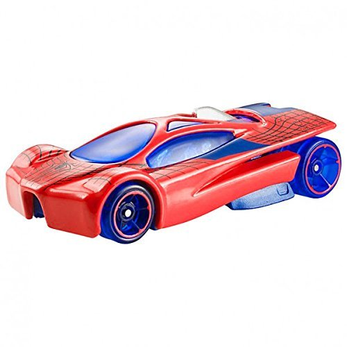 Hot Wheels - The Amazing Spider-Man 2 - Spider-Man by Hot Wheels