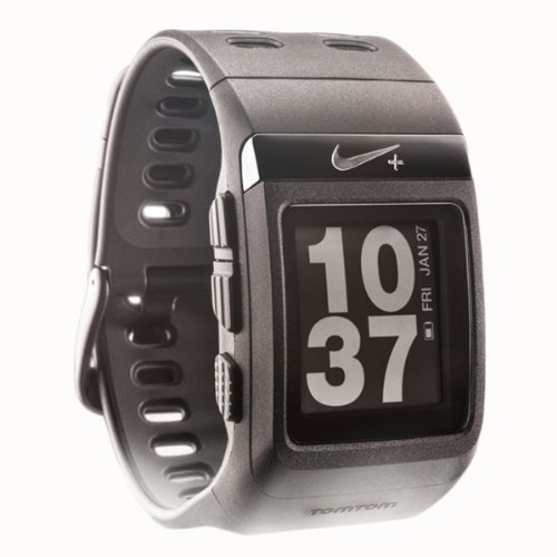 Great Deal! Nike+ SportWatch GPS Powered by TomTom (Black)