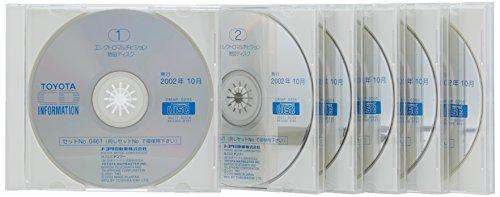 トヨタ(TOYOTA) トヨタ純正カーナビ用 DVD地図更新ソフト 全国版 86807-30076