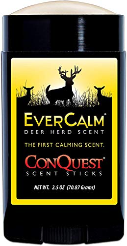 Purchase Conquest Scents EverCalm Deer Herd Scent Stick