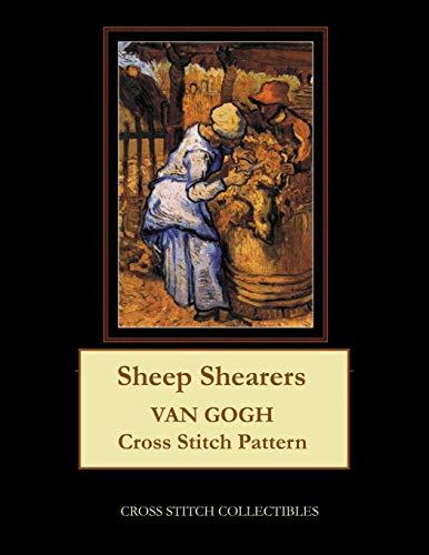 Sheep Shearers: Van Gogh Cross Stitch P