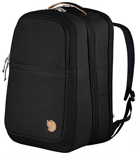 FJÄLLRÄVEN Travel Pack Sac a Dos Mixte Adulte, Noir (Negro), 45 Centimeters
