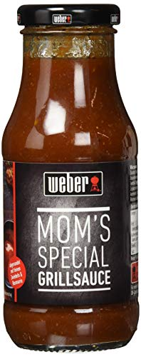 Weber Grill-Sauce Moms Special