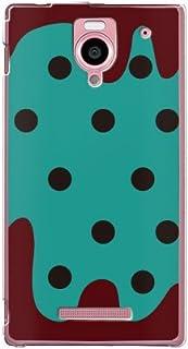 携帯電話taro SoftBank AQUOS PHONE Xx 302SH カバー/ケース (pretty&sweet チョコミント) アクオスフォン ダブルエックス 302SH-OCA-0012