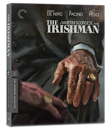 The Irishman [CRITERION COLLECTION] (Blu-ray) [2020]
