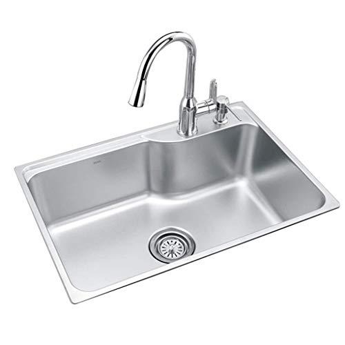 UYZ kinse & reg;Grifo de bañera de latón contemporáneo Grifo Tipo Cascada con Ducha de Mano Cabezal de Ducha de baño
