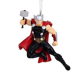 Hallmark Christmas Ornaments Marvel Thor With Mjolnir Ornament