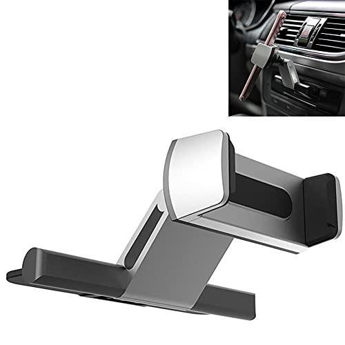 CARMAE Soporte de teléfono de escritorio ajustable para Android y iPhone Car aleación de aluminio Navegación Soporte de teléfono móvil Suministros de coche