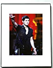 JD Fortune Autographed Signed Framed Photo INXS AFTAL