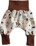 simply-sweet-baby Babyhose Pumphose Haremshose Waldtiere (68/74)