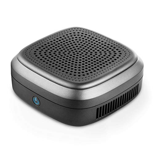 Lour Air Purifier Air Filter,Active Carbon Filters, Multifunctional Vehicle air Purifier,Dust, Smoke, Pollen,Odors and Pets Dander, Perfect for Office, Home, Baby Boom and Bedroom etc