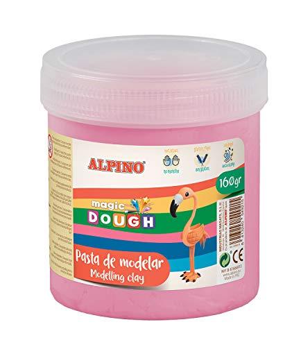 Pasta MODELAR Alpino Magic Dough 160 gr Rosa