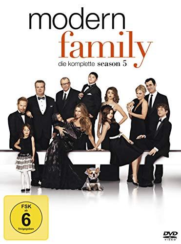 Modern Family - Die komplette Season 5 [3 DVDs]