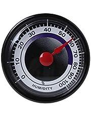JIACUO H-50 Caja a Prueba de Humedad para Interiores y Exteriores Higrómetro Especial Tipo de Puntero Medidor de Humedad del Aire Equipo periférico de fotografía