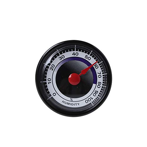 William-Lee H-50 Binnen En Outdoor Vochtdichte Doos Speciale Hygrometer Pointer Type Luchtvochtigheid Meter Fotografie Perifere Apparatuur Gemakkelijk Lezen