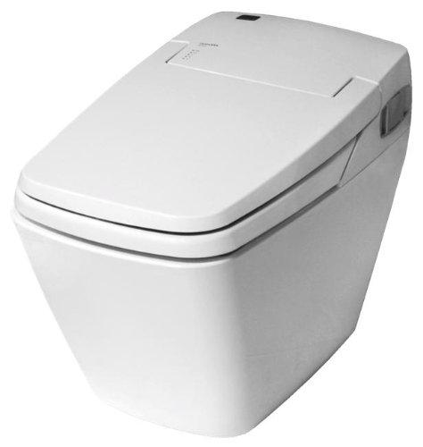Dusch-WC VOVO TCB080S Spülrandlos Rim free Tornadoflush Washlet Intimdusche Analdusche Komplettsystem Dusch-Toilette Bidet-WC